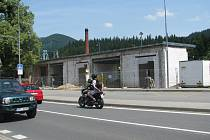 Rekonstrukce vlakové zastávky v Ostravici.