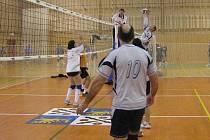 Ve Frýdku-Místku proběhlo o minulém víkendu druhé hrací kolo Region Beskydy volejbalové ligy.