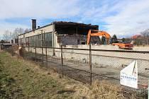 Pozemek pro výstavbu Penny Marketu v Dobré.