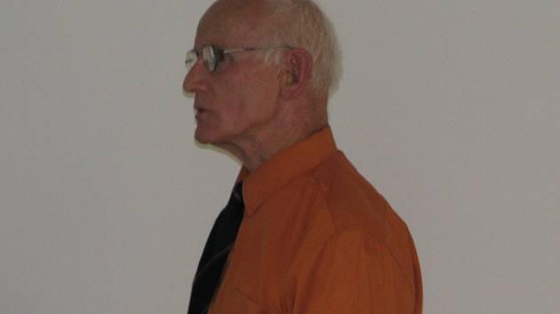 Rudolf Tanuška u frýdecko-místeckého soudu.