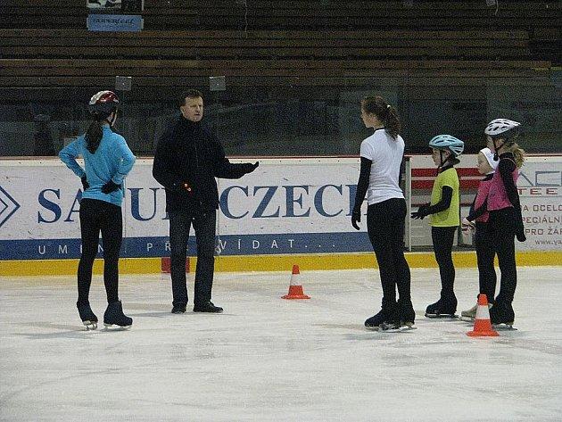 Příprava na 5. zimní Olympiádu dětí a mládeže 2012