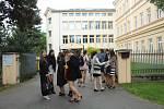 Písemné maturity, 2. června 2020, Gymnázium Petra Bezruče ve Frýdku-Místku.