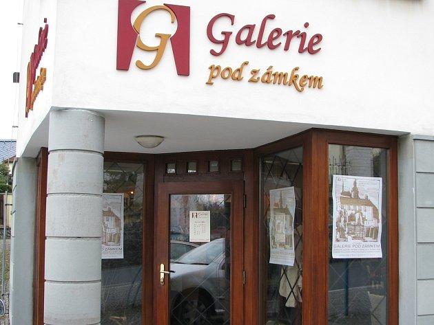 Slavnostní otevření Galerie pod zámkem ve Frýdku proběhlo v pátek 4. dubna. Samotná činnost galerie začne v úterý 8. dubna.