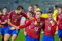 Česká devatenáctka ve středu porazila Kazachstán, v sobotu bude hrát ve Stovkách.