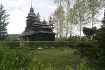 Kostel sv. Prokopa a Barbory.