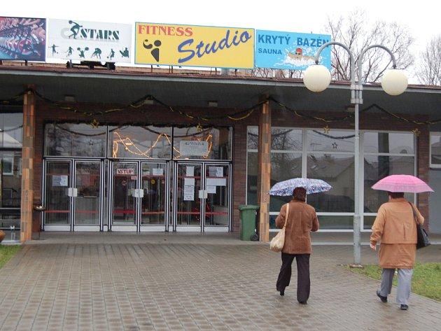 Areál příspěvkové organizace STaRS v Třinci.