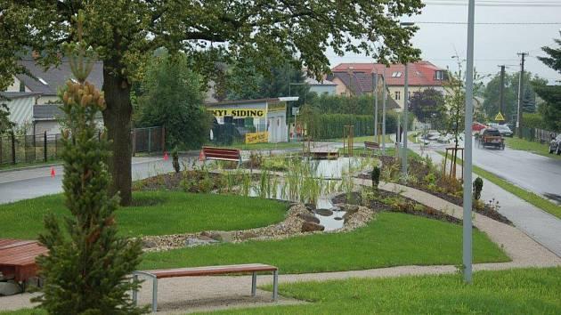 Nové centrum Dobratic.