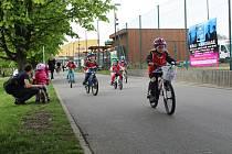 Cyklistickou sezonu ve Frýdku-Místku oficiálně zahájil další ročník akce Frýdek-Místek na kole.