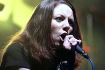 Talentovaná vendryňská zpěvačka Basia Łakota představila svůj minirecitál.Zazpívala si také s polskou kapelou Dzem.