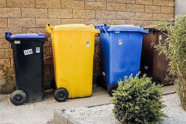 Nový systém třídění odpadů pracuje sQR kódy, díky kterým má město iobčané větší přehled oobecním odpadu.