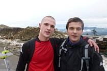 Fotbalisté Frýdku-Místku nabírají kondici výšlapy na Lysou horu.
