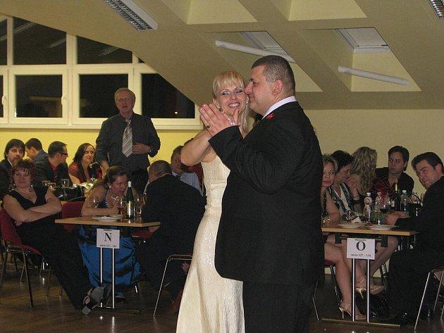 Obecní ples v Dobré