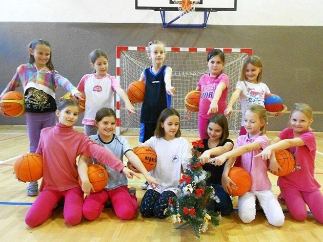 Basketbalový oddíl z Frýdku-Místku pořádá nábor dívek.