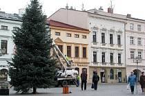I letos najdou lidé v blízkosti vánočního stromu na náměstí Svobody Ježíškovu poštu, jejímž prostřednictvím budou moci získat na své přání originální Ježíškovské poštovní razítko.