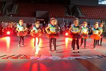 Galashow taneční skupiny Aktiv v Polárce.