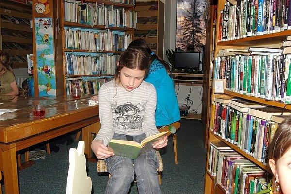 Knihovna vDobré se pravidelně zapojuje do akce Noc sAndersenem.