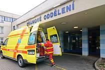 Nemocnice Podlesí v Třinci. Ilustrační foto.