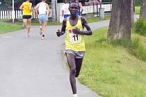 Elisha Kiprotich Sawe z Keni