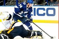 Frýdecko-místecký odchovanec a nyní hokejista týmu NHL Tampa Bay Lightning Ondřej Palát bude na olympiádě v Soči našim nejmladším hráčem.