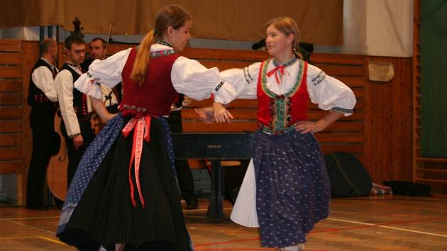 Folklorni soubor Četynka