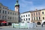 Na náměstí Svobody v Místku vyroste nová kašna.