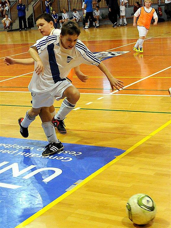 Snímek z turnaje