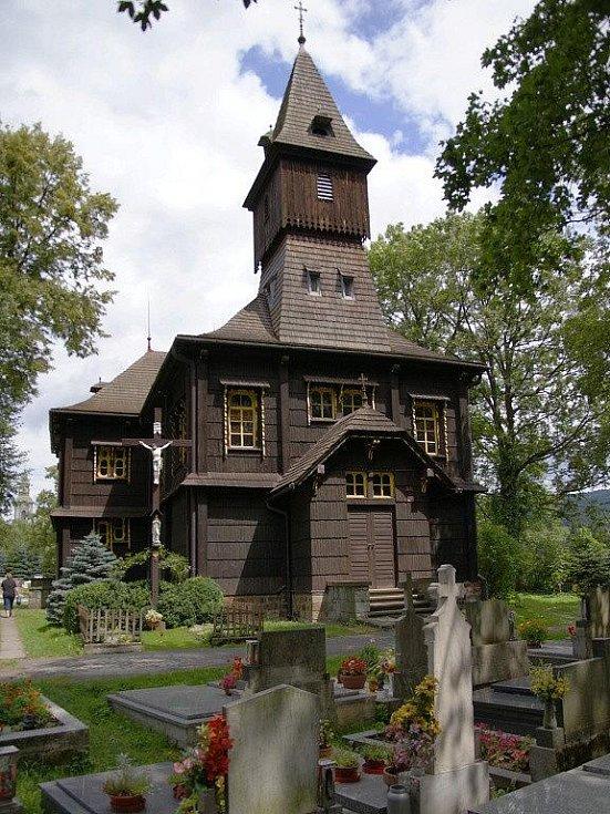 Katolický kostel.