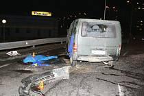První smrtelná nehoda ve Frýdku-Místku.
