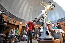 Výuku přírodních věd na řadě zajímavých míst v regionu si užili studenti z různých koutů Evropy.