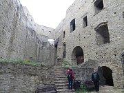 Vedoucí provozu hradu