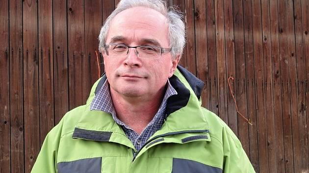 Zdeněk Macošek říká, že výběr místa na Polední byl citlivě zvážen.