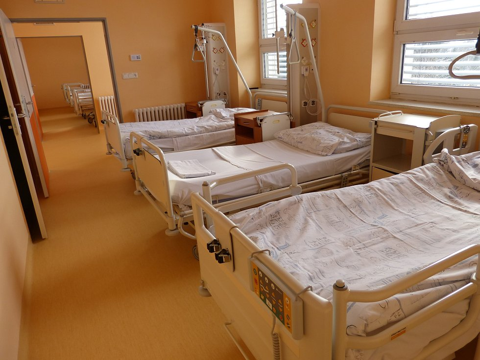 Nemocnice Třinec.