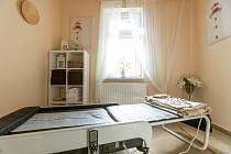 Metylovická léčebna má krásně zrekonstruované podkroví.