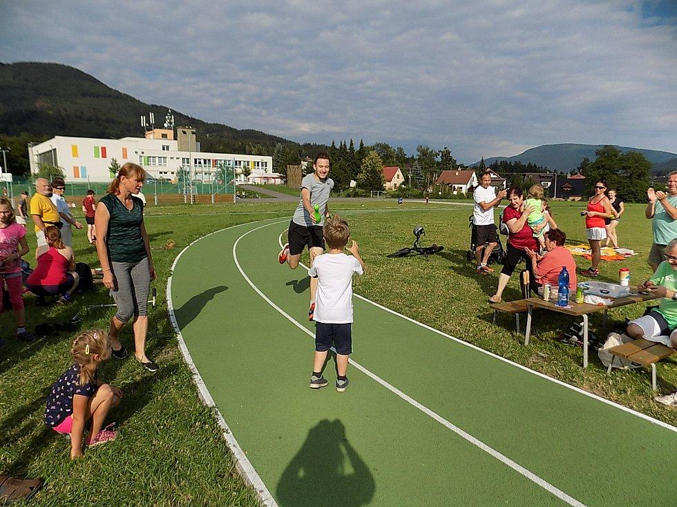 Oskar maraton se poběží v Kunčicích pod Ondřejníkem.