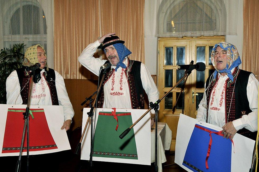11. ročník Gajdy festu se konal v sále restaurace Zobawa v Třinci.