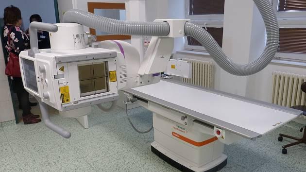 Nemocnice Třinec získala moderní přístroje pro radiologické oddělení. Foto: archiv nemocnice Třinec