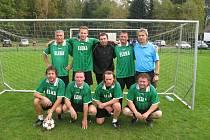 Vítězný tým Frýdku-Místku.