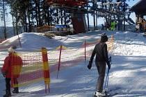 Ski areál v Bílé v Beskydech patří mezi nejnavštěvovanější v regionu.