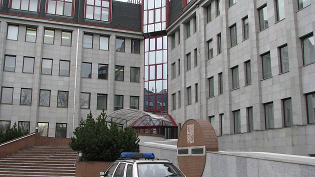 Budova frýdecko-místeckého okresního soudu. Ilustrační snímek.
