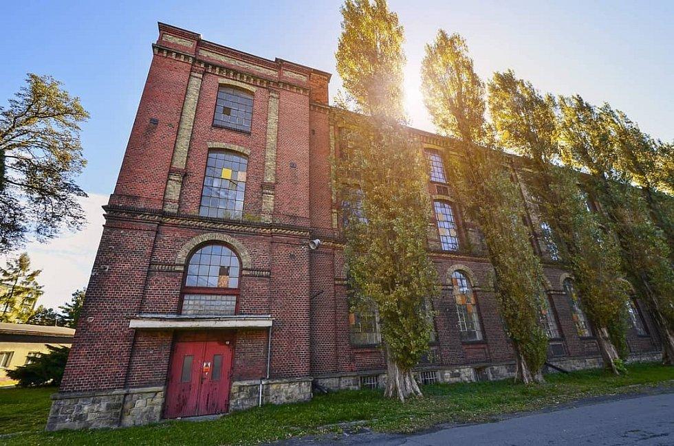 Textilní budovy měly vliv na architekturu ve Frýdku-Místku