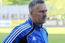 Trenér druholigového MFK Frýdek-Místek Milan Duhan.