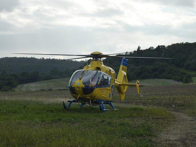 Záchranáři na Frýdecko-Místecku zasahovali u dvou vážných pádů z výšky.
