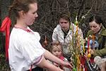 V Mostech u Jablunkova připravili akci s názvem Jaro a Velikonoce.