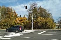 Na silnici I/56 ve Frýdku-Místku přibyly semafory.