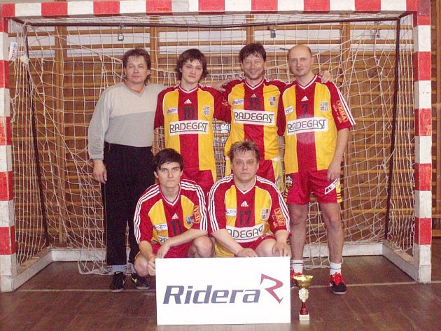 Futsalisté Leemonu