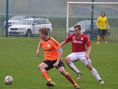 Duel mezi petrovickým B týmem a Lučinou skončil o víkendu smírem.