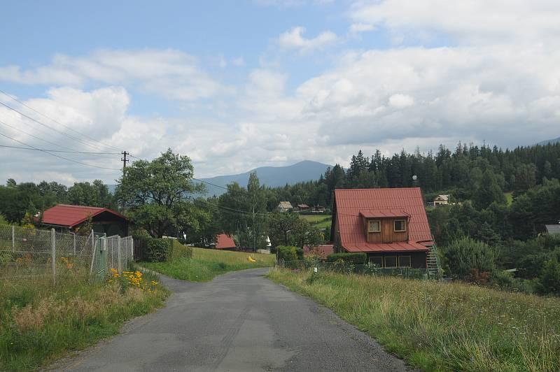 Obec Kunčice pod Ondřejníkem.