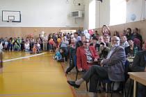 Dobratice během prodlouženého víkendu oslavily pět set let od založení obce a otevření zbrusu nové tělocvičny.