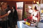 Přehlídka Trh vzdělávání 2013, na které se představily nejen střední školy z Frýdecko-Místecka, se uskutečnila v třinecké Trisii.