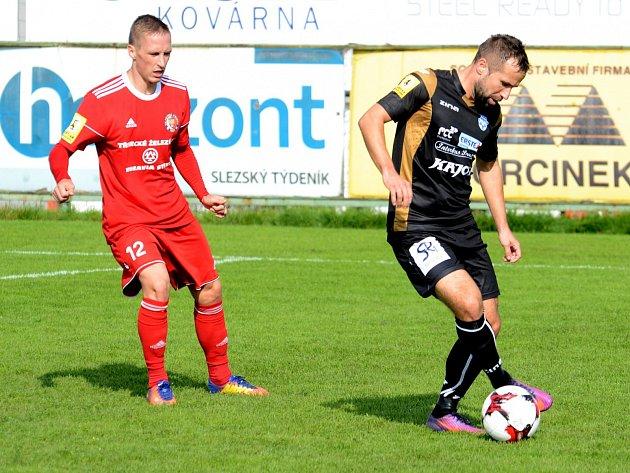 Třinecké fotbalisty čeká v poháru další výjezd. Tentokrát do Olomouce.